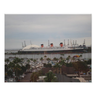 RMS Queen Mary Photo Print