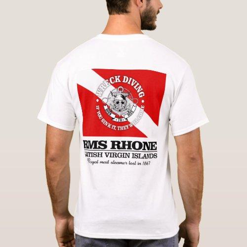RMS Rhone best wrecks T_Shirt