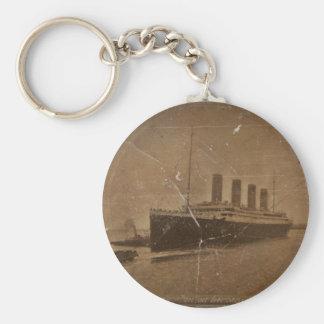 RMS Southhampton titánico Llaveros
