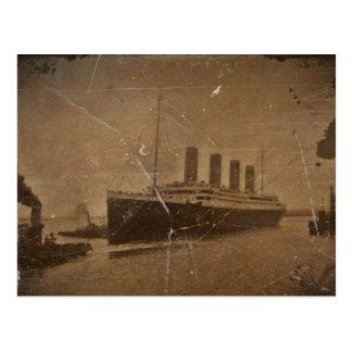 RMS Southhampton titánico Postales