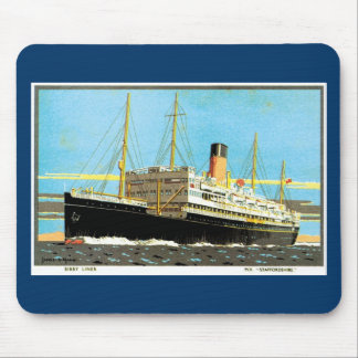 RMS Staffordshire Mouse Pad