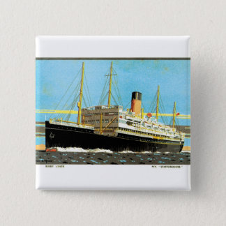 RMS Staffordshire Pinback Button