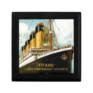 RMS Titanic 100th Anniversary Trinket Boxes