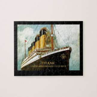 RMS Titanic 100th Anniversary Jigsaw Puzzle