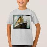 RMS Titanic 100th Anniversary kid's T T-Shirt
