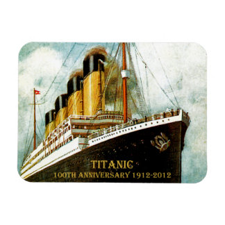 RMS Titanic 100th Anniversary Magnet