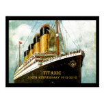 RMS Titanic 100th Anniversary Post Card