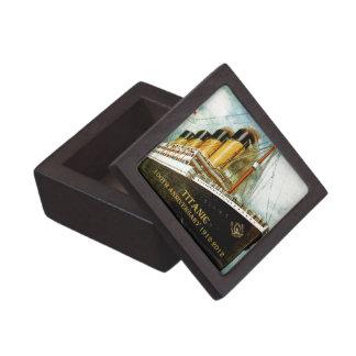 RMS Titanic 100th Anniversary Premium Jewelry Box