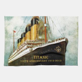 RMS Titanic 100th Anniversary Towel