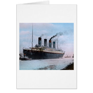 RMS Titanic Belfast Ireland Vintage Card
