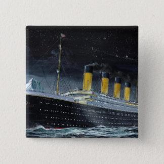 RMS Titanic Button
