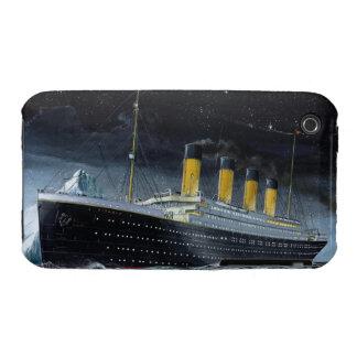 RMS Titanic iPhone 3 Cases