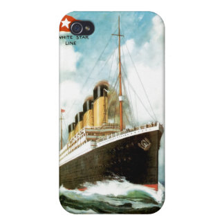 RMS Titanic Cover For iPhone 4