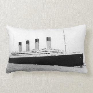 RMS Titanic Lumbar Pillow