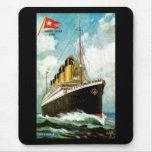 RMS Titanic Mouse Pad