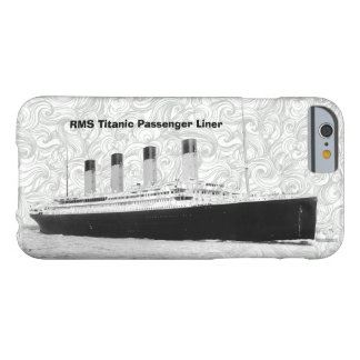 RMS Titanic Passenger Liner Barely There iPhone 6 Case