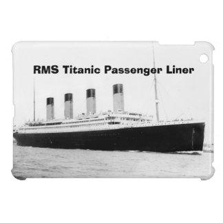 RMS Titanic Passenger Liner Cover For The iPad Mini
