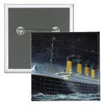 RMS Titanic Pinback Button