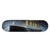 RMS Titanic Skateboard