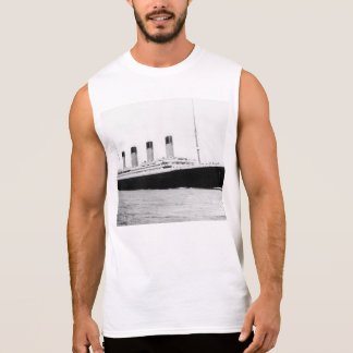 RMS Titanic Sleeveless Shirt