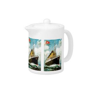 RMS Titanic Teapot