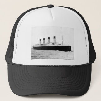 RMS Titanic Trucker Hat