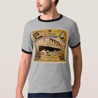 RMS Titanic Vintage Soap advert T-Shirt