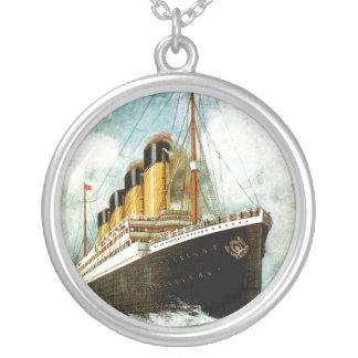 RMS titánico Colgante Redondo
