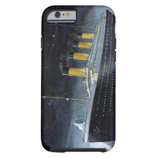 RMS titánico Funda Resistente iPhone 6