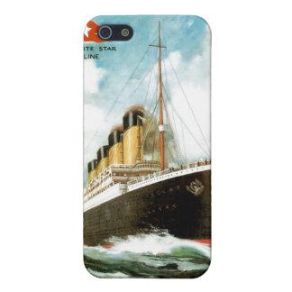 RMS titánico iPhone 5 Carcasa