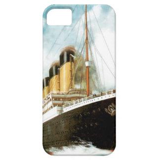 RMS titánico iPhone 5 Carcasas