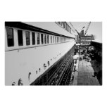 RMS titánico:  Los pasajeros se embarcan Posters