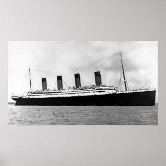 RMS titánico Posters