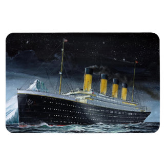 RMS titánico Rectangle Magnet