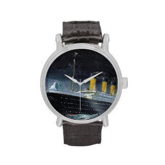 RMS titánico Relojes De Mano