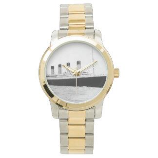 RMS titánico Relojes