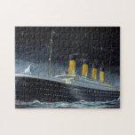 RMS titánico Rompecabeza Con Fotos