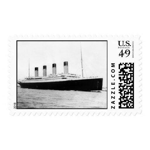 RMS titánico Sello