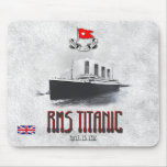 RMS titánico Tapete De Ratón