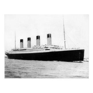 RMS titánico Tarjetas Postales