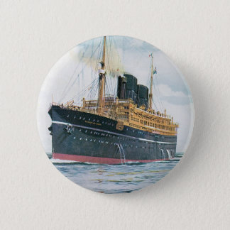 RMS Viceroy of India Pinback Button