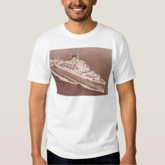 RMS Windsor Castle, Union Castle line Tshirt