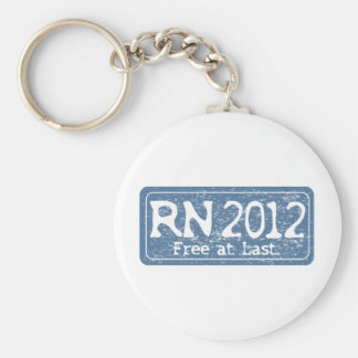 RN 2011 - Free at Last Keychain