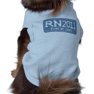 RN 2011 - Free at Last Shirt