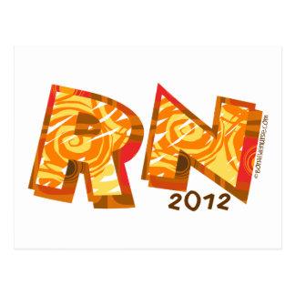 RN 2012 Graduate Postcard