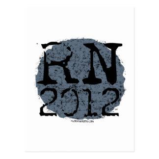 RN - 2012 POSTCARD