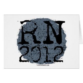 RN - 2012 TARJETA DE FELICITACIÓN