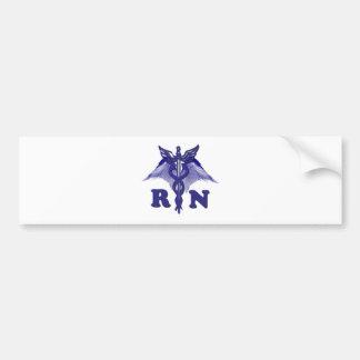 RN Angel Bumper Sticker