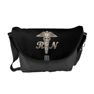 RN Caduceus Commuter Bag