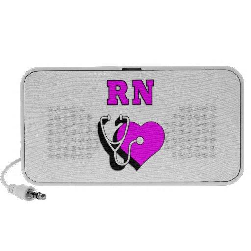 RN Care Notebook Speaker